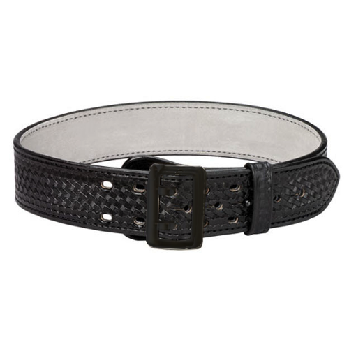 k 702 suede lined sam browne duty belt basketweave