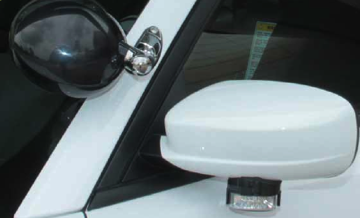 Police Led Lights >> Sound Off Signal Under Mirror Intersector 9 LED
