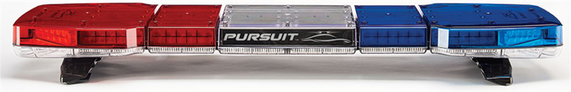 Pursuit 47 dual level led lightbar by code 3 aloadofball Image collections