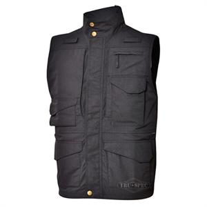 Trui Vest.Tru Spec 24 7 Series Vest Lightweight Rip Stop In Black