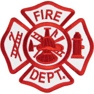 Premier Fire Dept Maltese Patch